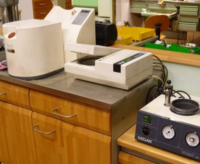 3 - Polimerizzatori per compositi