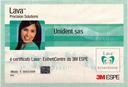Unident ottiene la certificazione LAVA™ ESTHETICENTRE