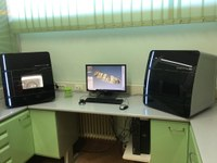 Scanner e fresatore AMANN-GIRRBACH